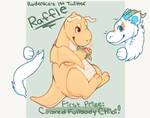 Twitter Art Raffle! Ends April 15th