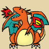 Charizard ICON by Heroin-Wolf