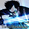 Travis Touchdown Icon by starshine1565