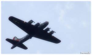 B-17 Pink Lady - 2 by asmozz