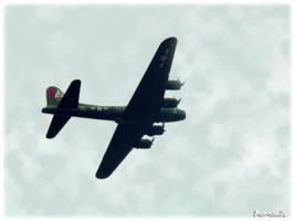 B-17 Pink Lady - 3 by asmozz