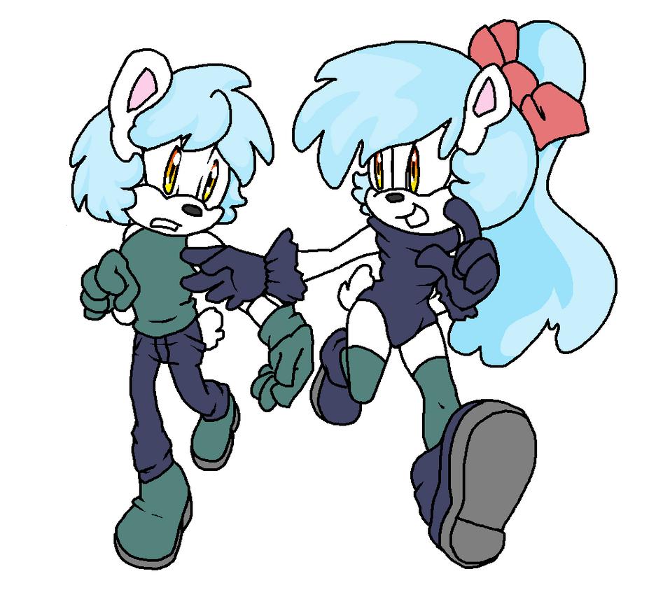 Polar Twins for fauna20 by Mashi-Adopts