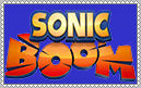 Sonic Boom Stamp