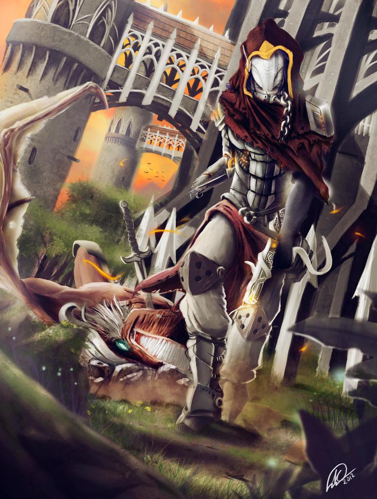 Demon Slayer by Nefillim