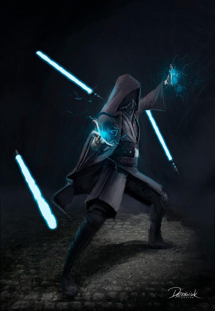 Jedi Master by Nefillim on DeviantArt