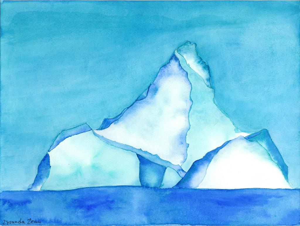 Eisberg by Lysanda-Leau