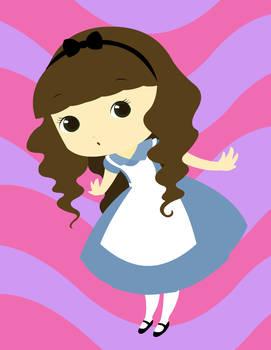 Myself In Wonderland