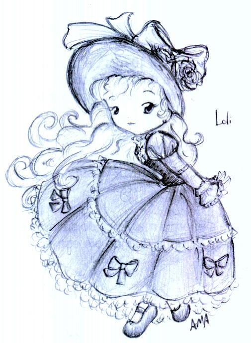 Loli by x-ama