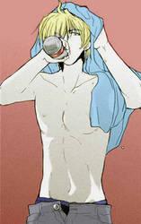 Eiri Yuki Colored by viciousluvr