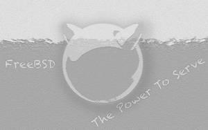 FreeBSD Grey - The Power by tigos2