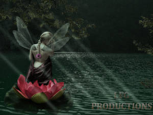 Fairy of the lake
