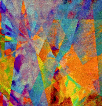 Coloured  feelings by Juanilla