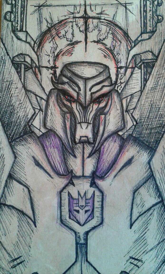 Tenth Bookmark: The Halo of Destruction by Lexandrix