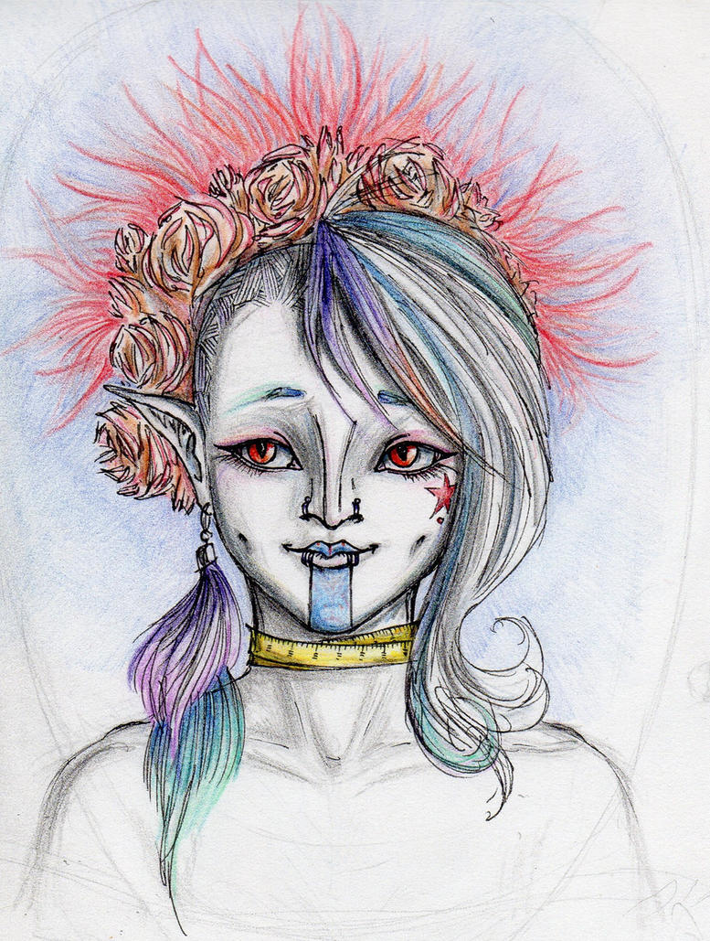 Elizabeth Satil by Lexandrix