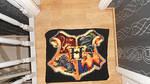 Hogwarts Crest by Maintje
