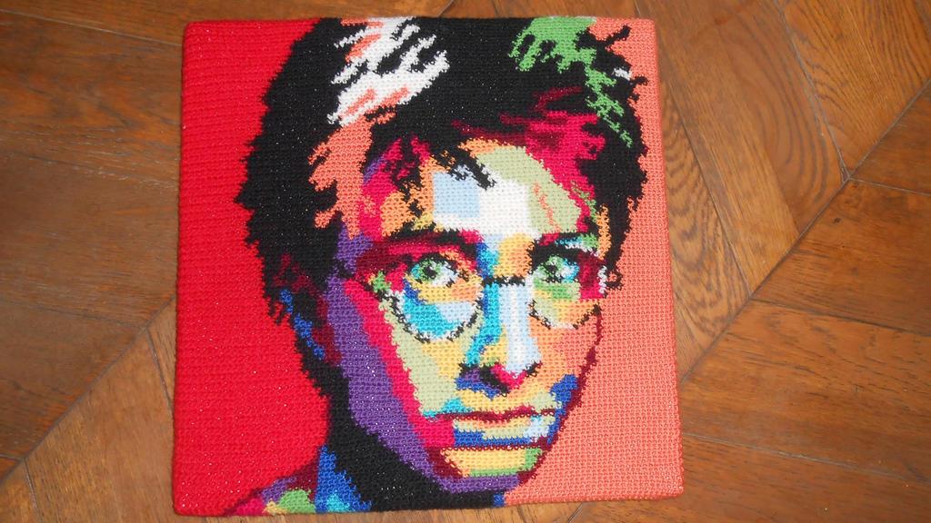 Harry Potter WPAP by Maintje