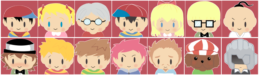 Earthbound Icon By Riceter