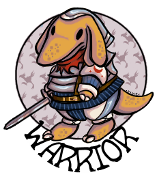 Bangaa Baby Warrior by trestaure