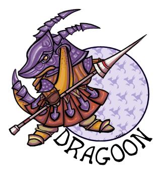 Bangaa Baby  Dragoon by trestaure
