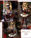 Harley Quinn - Sims 2