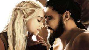 The Khal and the Khaleesi