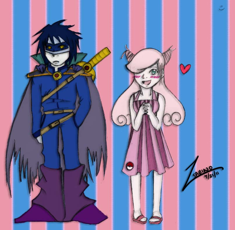Meta Knight and Jigglypuff by pink-kitty-kelaJigglypuff And Meta Knight