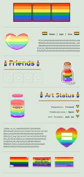 Pride Month Custombox