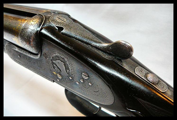 Gustav Tichy shotgun by jufe