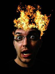 Jufe in fire by jufe