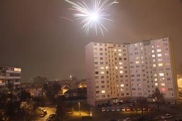 Firework by jufe