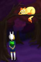 Fionna's Adventures in Wonderland by kadaoies