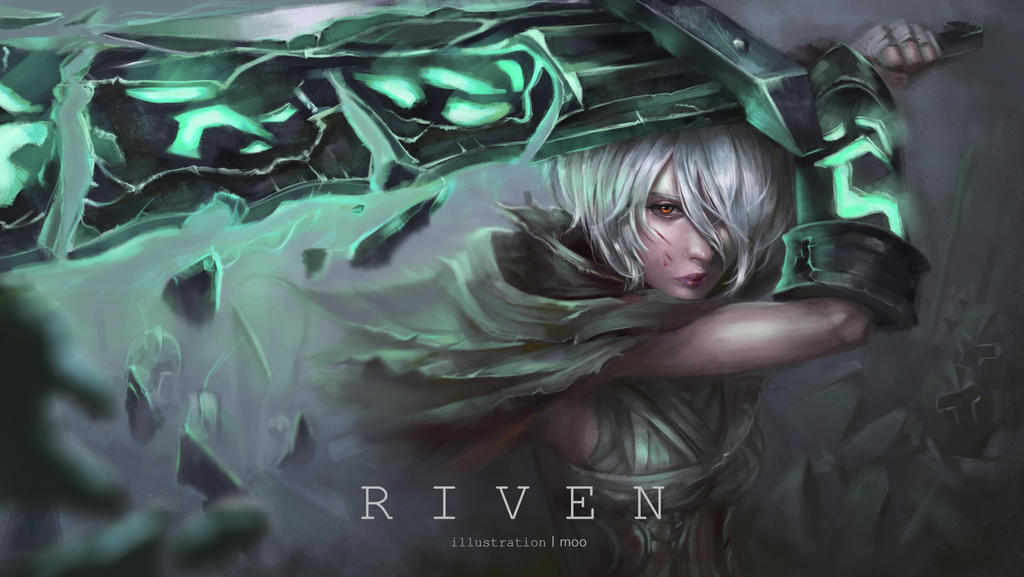 riven by dnjswns183 on DeviantArt
