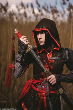 Shao Jun - Assassin's creed China Chronicles [III]