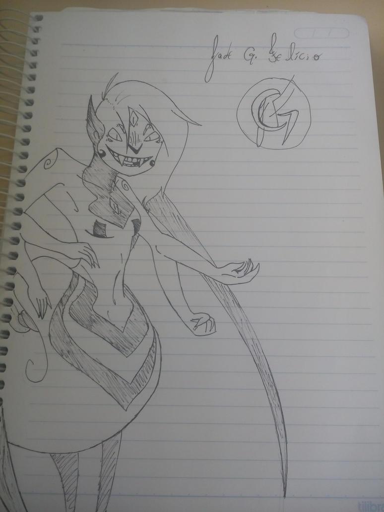 I'm a spider by Itsununnu