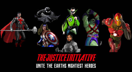 The Justice Initiative by Harlequins-Graveyard