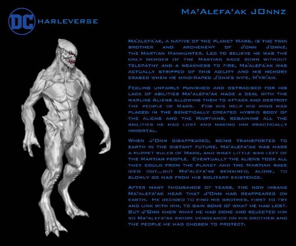 Harleverse: Ma'alefa'ak by Harlequins-Graveyard on DeviantArt
