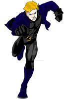 Earth 63: Dane Lance - Black Canary
