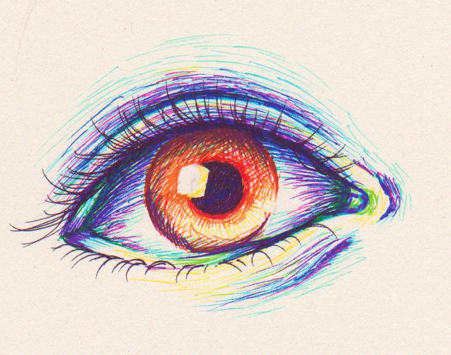Eyeyeyeyeye by Flufflix