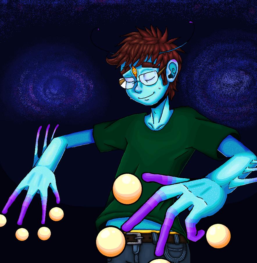 I'm an alien by Flufflix
