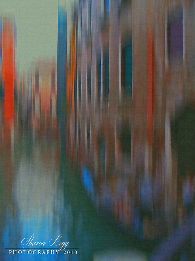 Venetian Dreams by SharonLeggDigitalArt