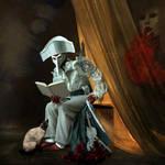 The Storyteller by SharonLeggDigitalArt