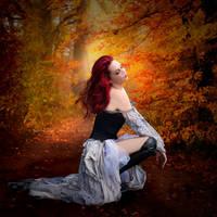 Passion's Beauty by SharonLeggDigitalArt