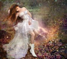A Dreamless Sleep by SharonLeggDigitalArt