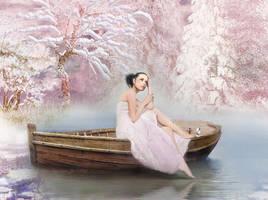 Adrift by SharonLeggDigitalArt