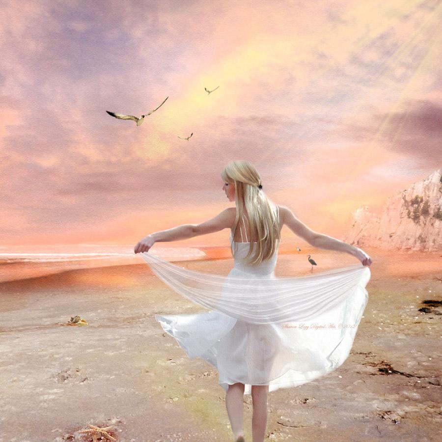 Release Me by SharonLeggDigitalArt