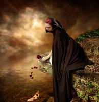 The Raven's Tale by SharonLeggDigitalArt