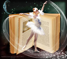 Dreams Come True by SharonLeggDigitalArt