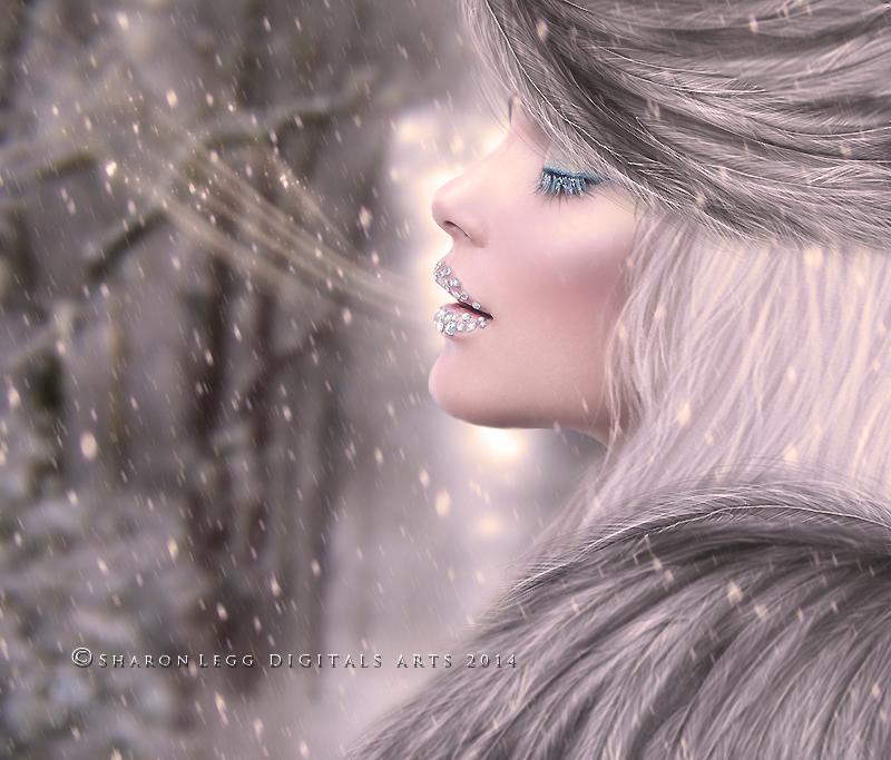 At First Light by SharonLeggDigitalArt