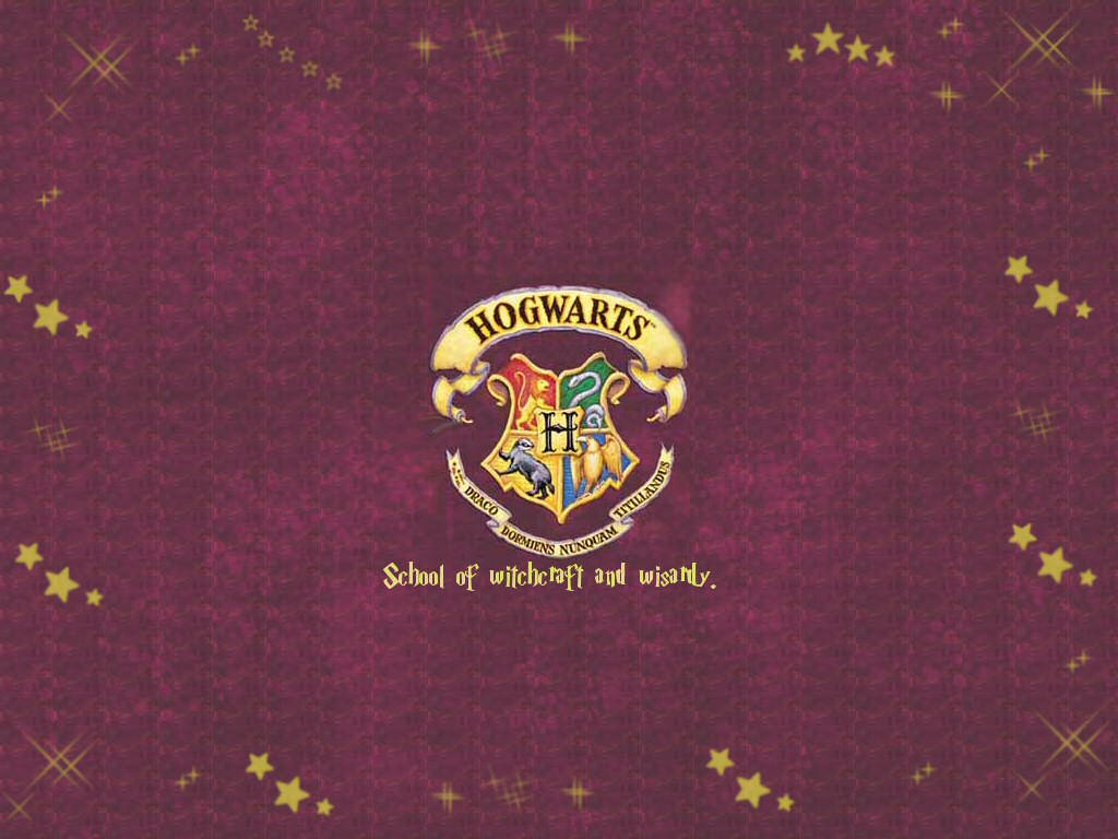 hogwarts crest iphone wallpaper