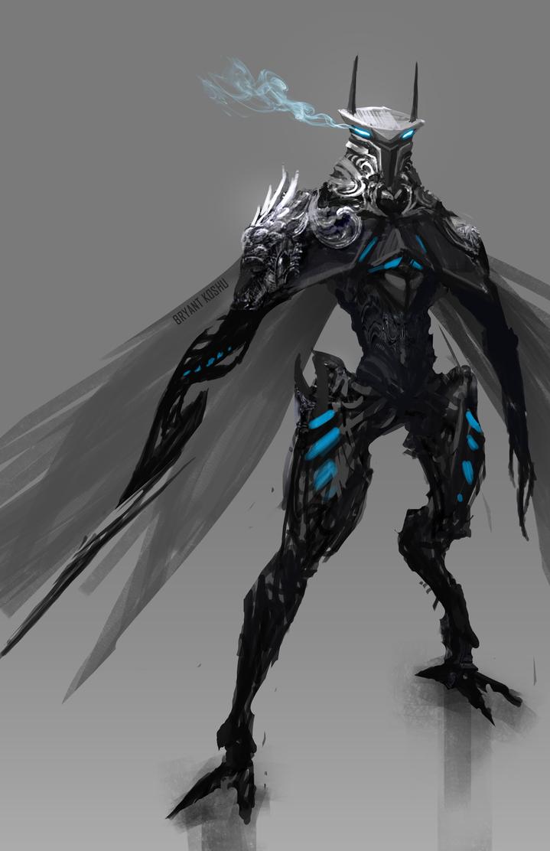 Batman 02 by Peachlab